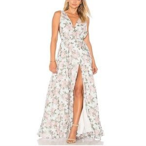 Lovers and Friends gown